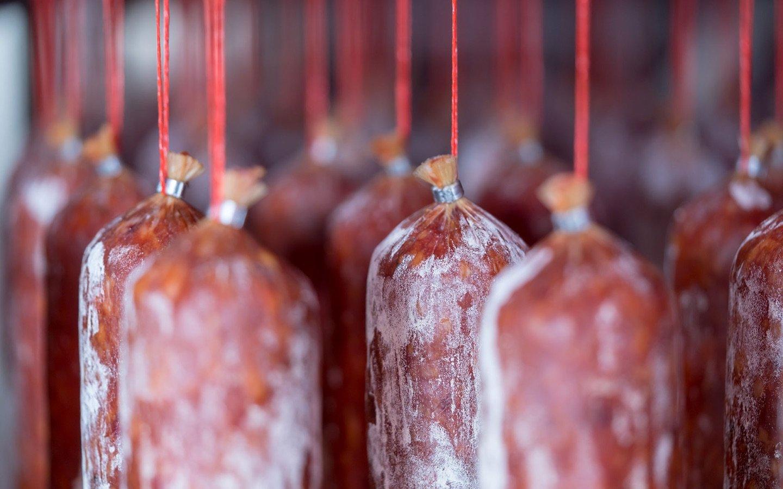 Traditional salami seasoning