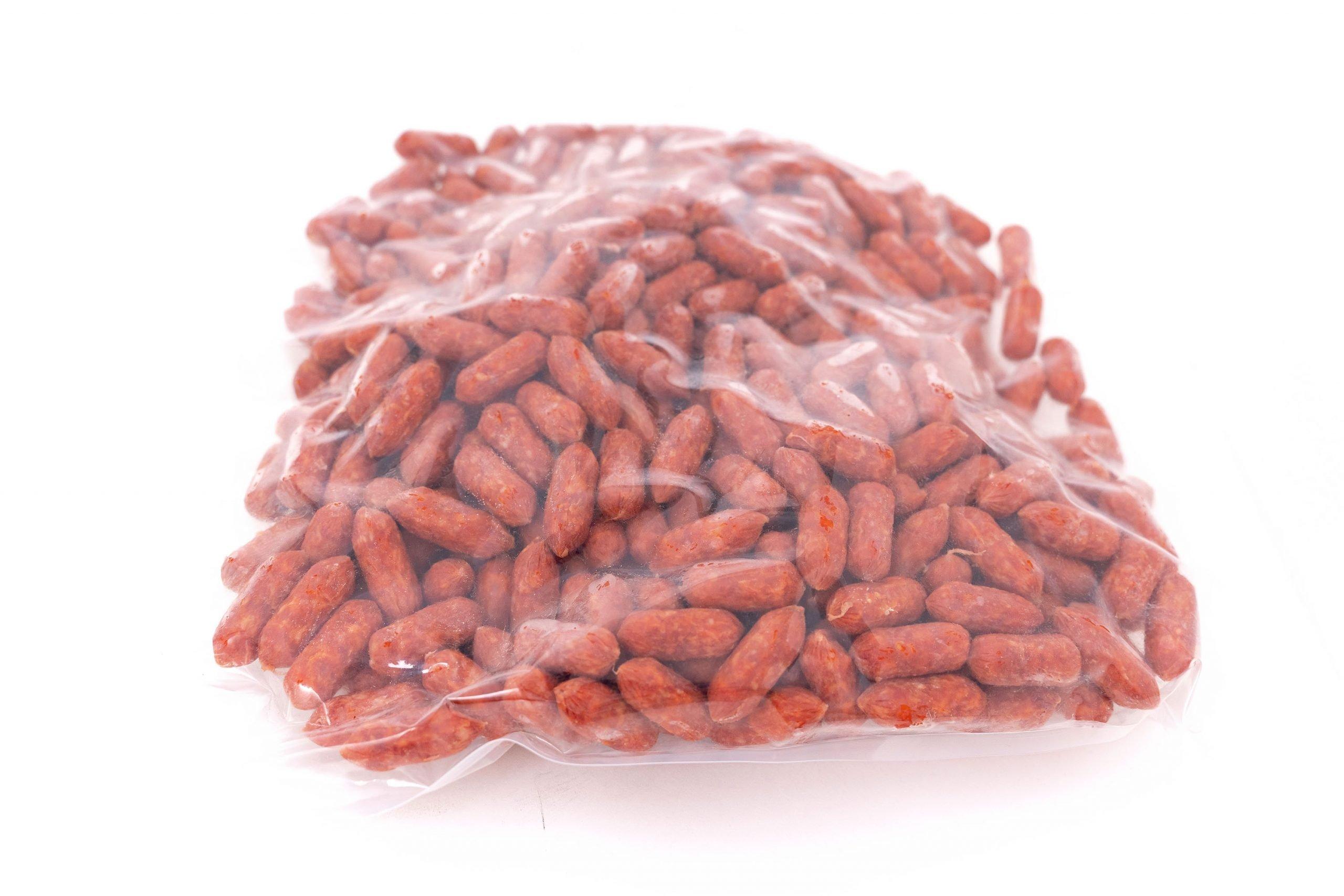 Spicy Salami snack